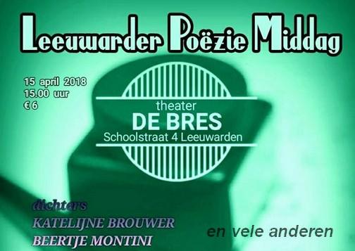 Leeuwarder Poëziemiddag