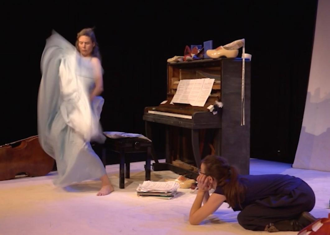 CityProms: Waai - poëtisch muziektheater 1,5+