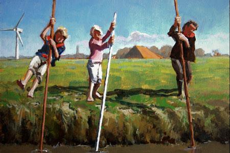"""Opening """"Het Friese Landschap"""""""