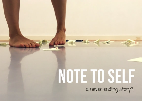 """Sanne Clifford & Co: """"NOTE TO SELF"""""""
