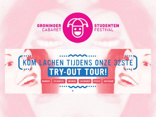 Groninger Studenten Cabaret Festival (1)