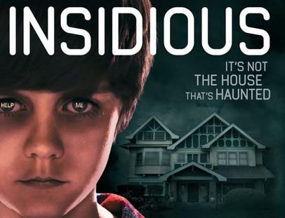 Horror Night: 'Insidious 1'
