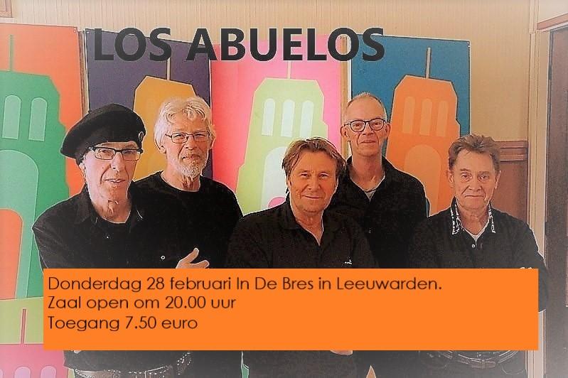 Akoestisch optreden: Los Abuelos