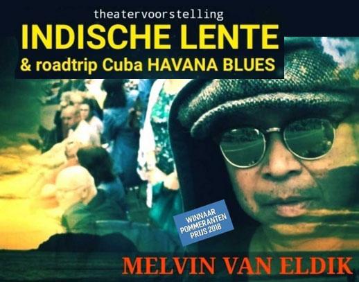 Melvin van Eldik - INDISCHE LENTE/HAVANA BLUES