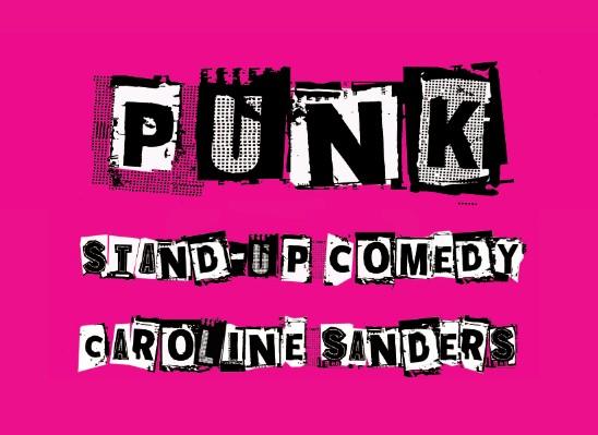 Caroline Sanders - PUNK