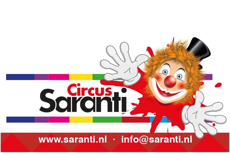 Circusworkshop Saranti GEANNULEERD