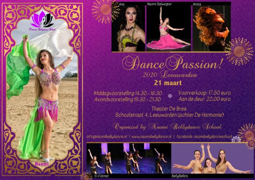 DancePassion! ( UITGESTELD)