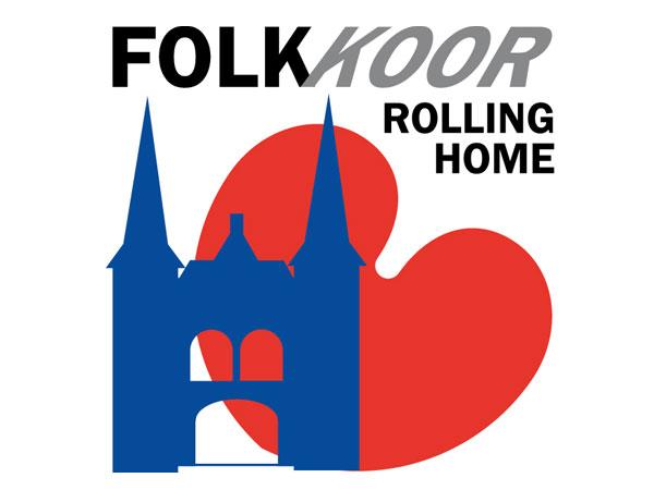 Folkkoor Rolling Home