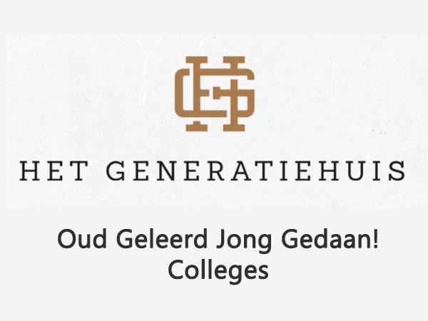 Het Generatiehuis - Oud Geleerd Jong Gedaan!