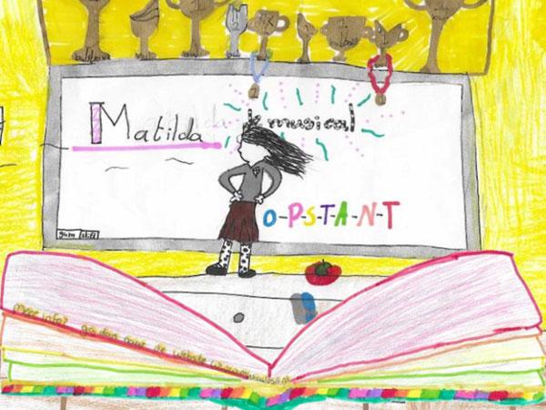 Musical 058 - MATILDA