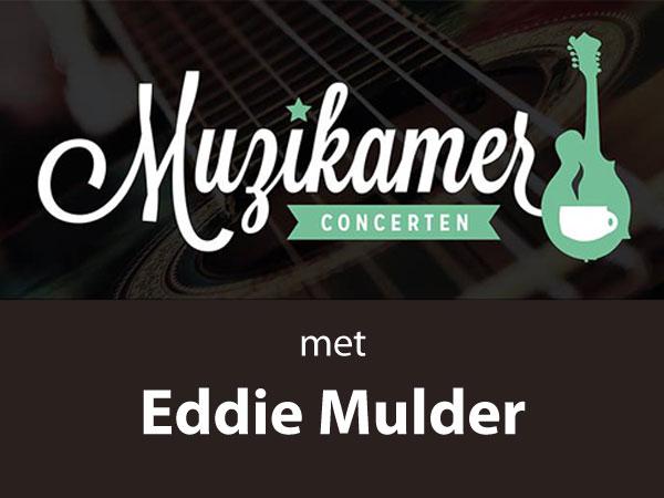 Muzikamer met Eddie Mulder