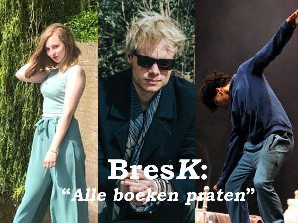 BresK - ALLE BOEKEN PRATEN
