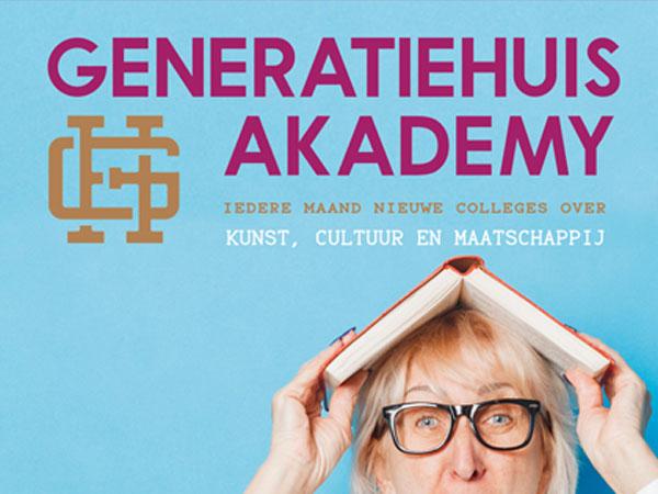 Het Generatiehuis met: College voor ouderen (Taal en identiteit)