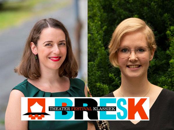BresK - Elise van Es (sopraan) & Anna Marieke Zijlstra (hobo)